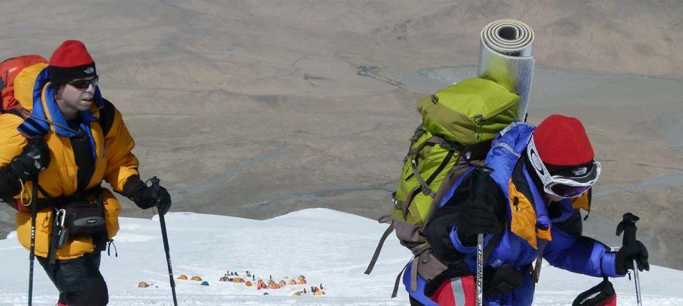 climbing muztagh ata