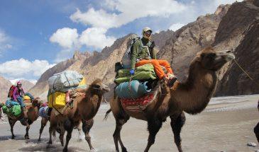 K2 Trekking From China Side-Chinese Karakoram -Silk Road